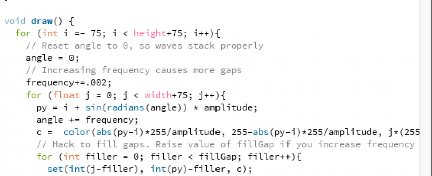 Processing -プロセッシング-