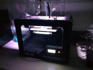 fabshopの3Dプリンタ