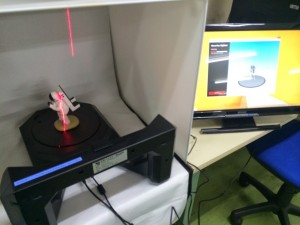 3Dデジタイザ fabshop