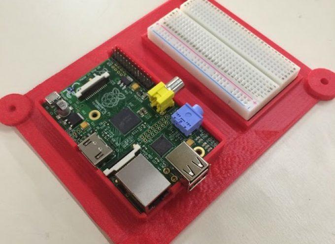 Raspberry Pi 学習ボード