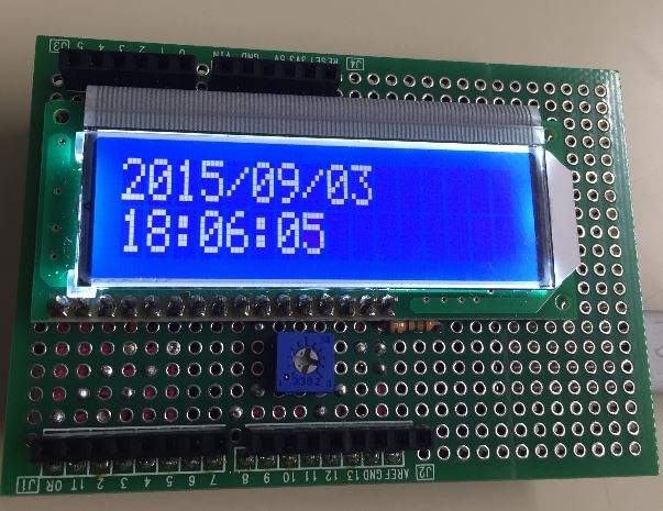 LCD_time