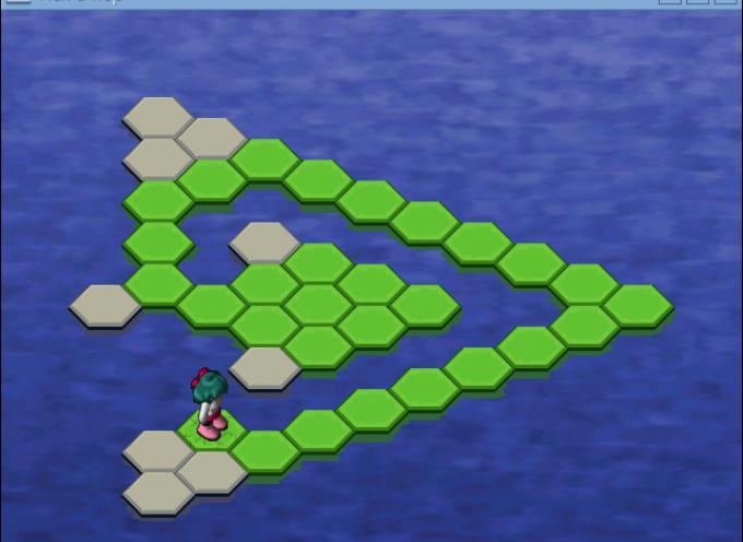 頭を使うRaspberry Piのパズルゲーム「Hex a Hop」