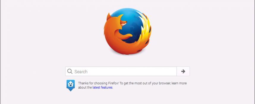 RaspbianにFirefoxをインストールして快適にネットサーフィン