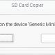 Raspbian標準 SD Card Copierならバックアップは、こんなに簡単!