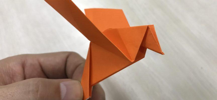 酉年は折り紙で「鳥」を折ろう!