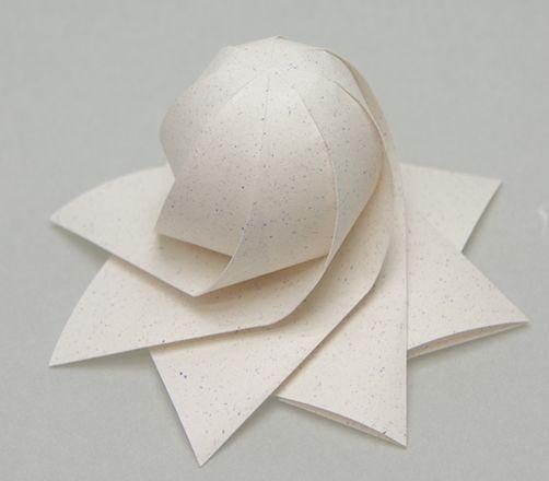 コンピュータでデザインする次世代の折り紙!