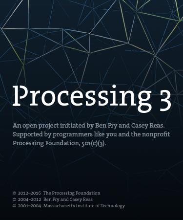 Processing Fabshop ファブショップ