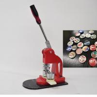 業務用缶バッジ制作機32㎜(1,25インチ)サイズ バッジ1,000個付き!