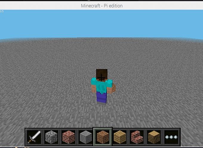 Scratch2MCPIでMinecraftを動かしてみよう!【 第2回 】worldをflatに整地しよう! Python編