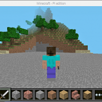 Scratch2MCPIでMinecraftを動かしてみよう!【 第10回 】worldをflatに整地しよう! Thonny Python IDE編
