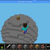 Scratch2MCPIでMinecraftを動かしてみよう!【 第11回 】『星の王子さま』をやってみた!