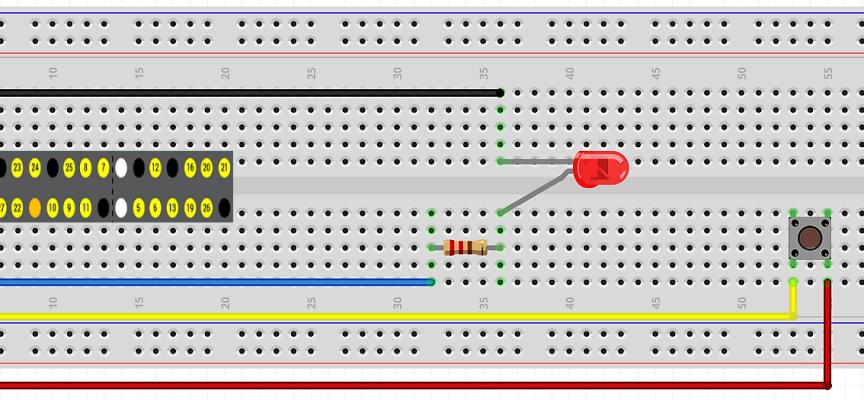 """【 第3回 】拡張機能""""Pi GPIO""""で、Lピカをキー操作でon/off"""