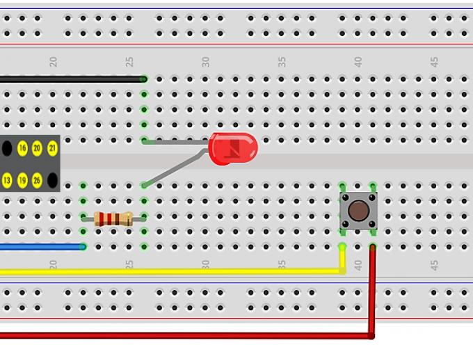 【 第5回 】タクトスイッチでも、LEDをon/off
