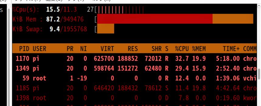 【STEP-27】swap領域を別デバイスに移動してSSD最適化
