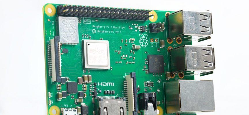 【 速報 】Raspberry Pi 3 Model B+は、USB Boot Modeがデフォルトだった!
