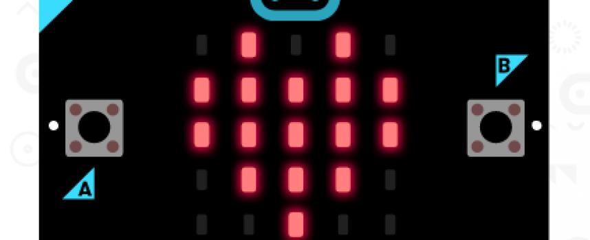 【第3回】micro:bitでのプログラミング ハートマークの点滅