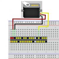 【 第21回 】Scratch 1.4でサーボモーターを動かしたときの挙動を確認してみた