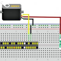 【 第22回 】サーボモーターの電源をRaspberry Piとは別にしたら、ちゃんと180°回転した!