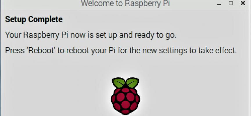 改訂【STEP-06】Raspbian初回起動時の設定
