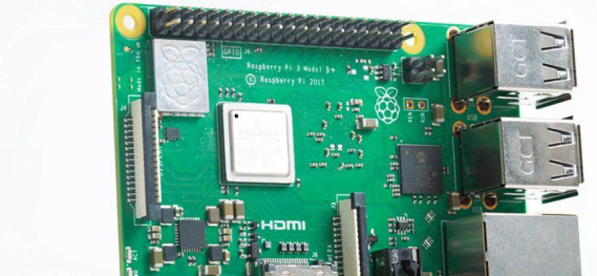 Raspberry Pi 3B+(本体のみ)も狭山市のふるさと納税に登場!