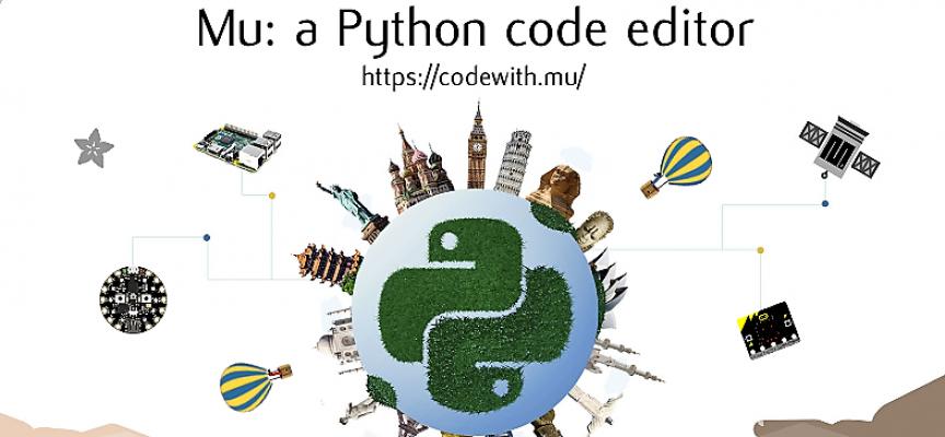 Pythonでmicro:bitを動かそう!( mu編 )