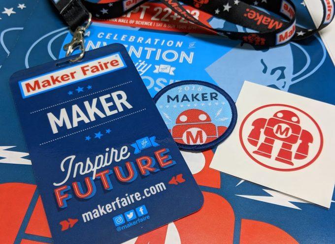 Fabshopオリジナル「PROTOTYPE WORK BOARD」をMakerFaire NewYork 2018に出展