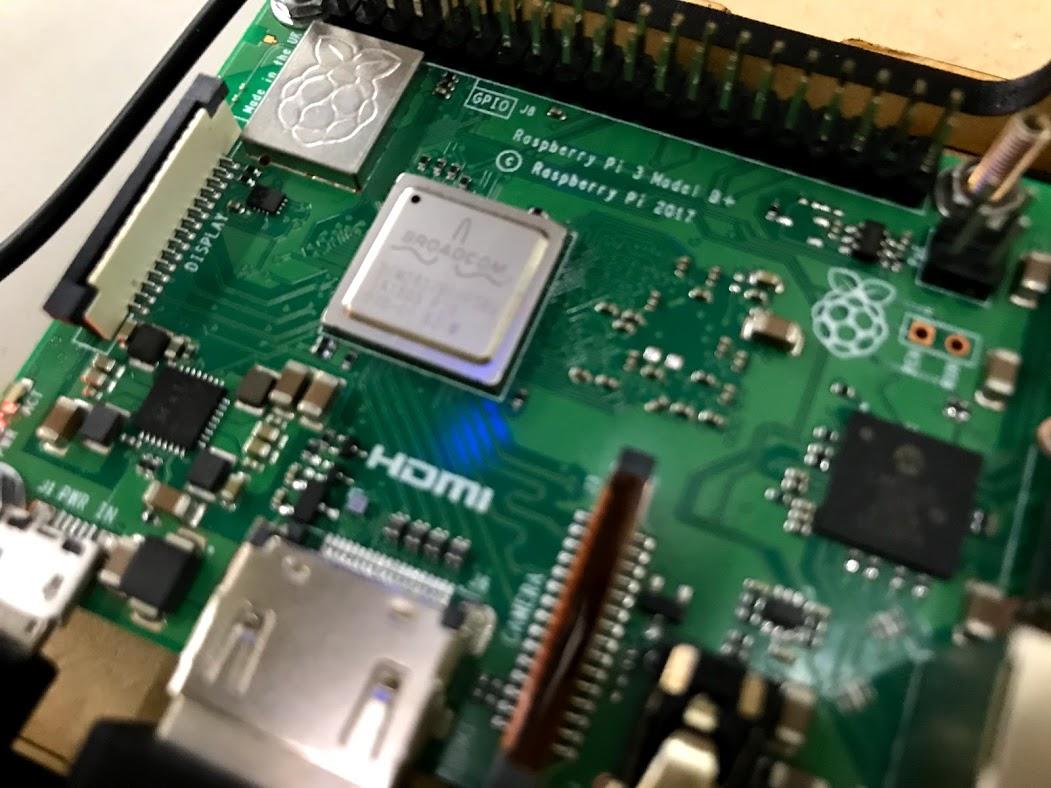 ラズベリーパイの処理速度を表示・コントロールする「cpufrequtils」でCPUを知る!