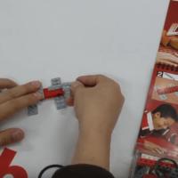 LEGO LAUNCHERはブロックを飛ばす