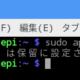 Visual Studio Codeのver.1.32は、Raspbianでは未だ使えません!