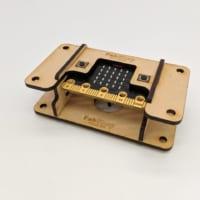 microbit用木製ケース FS_MCMB01