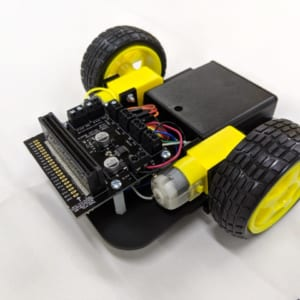 Fabshop Line Following Buggy for the BBC micro:bit V2.0