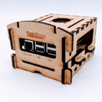 Prototype Computer Case ラズベリーパイ用コンピュータケース