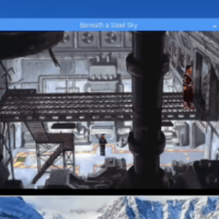 ラズパイでアドベンチャーゲームの名作「Beneath a Steel Sky」を楽しむ