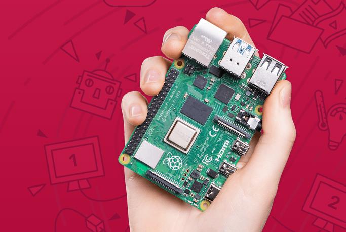 Raspberry Pi 4B Fabshop