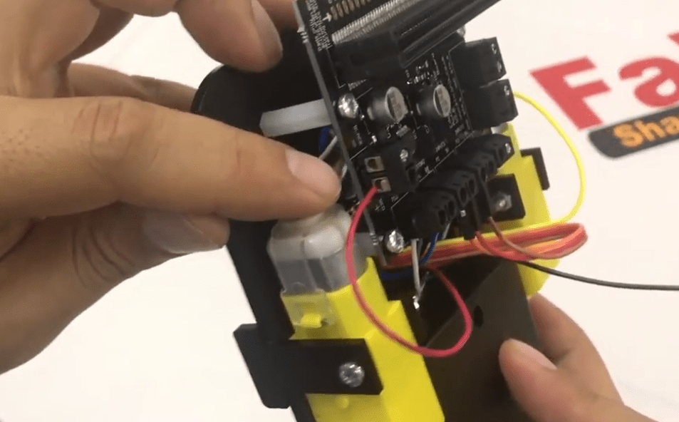 Fabshop Line Following Buggy for the BBC micro:bit V2.0 -02
