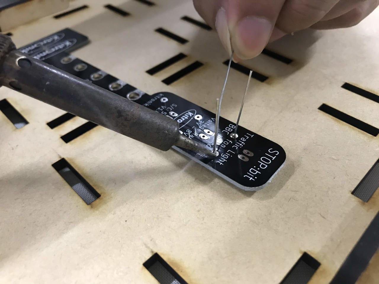 fabshop soldering