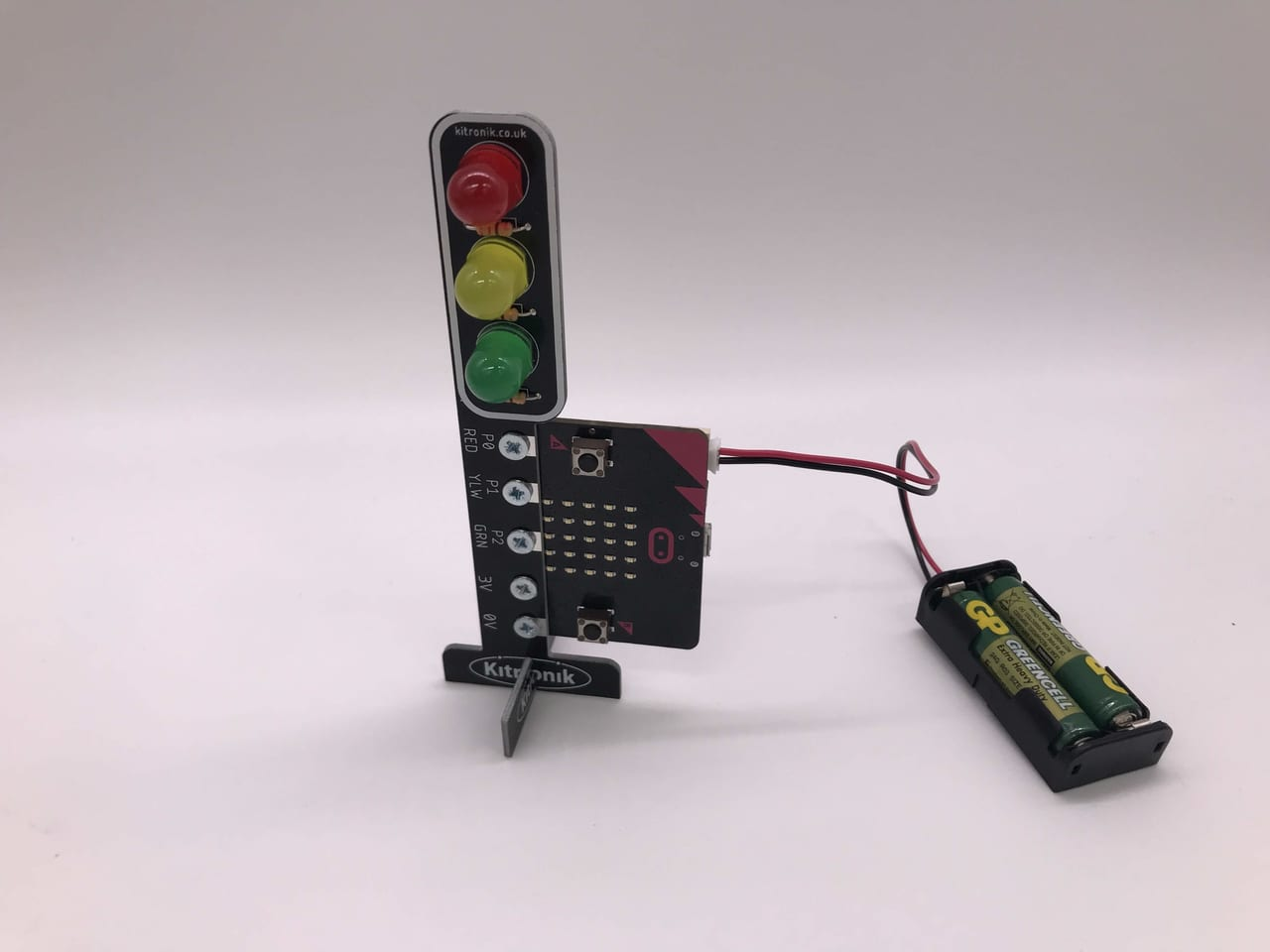 Fabshop LED Traffic signals