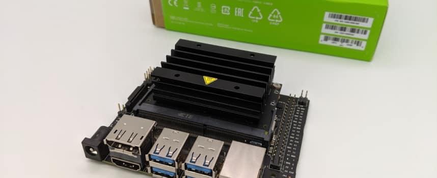 はじめてみよう!NVIDIA Jetson nano まずは知識と最初の起動!