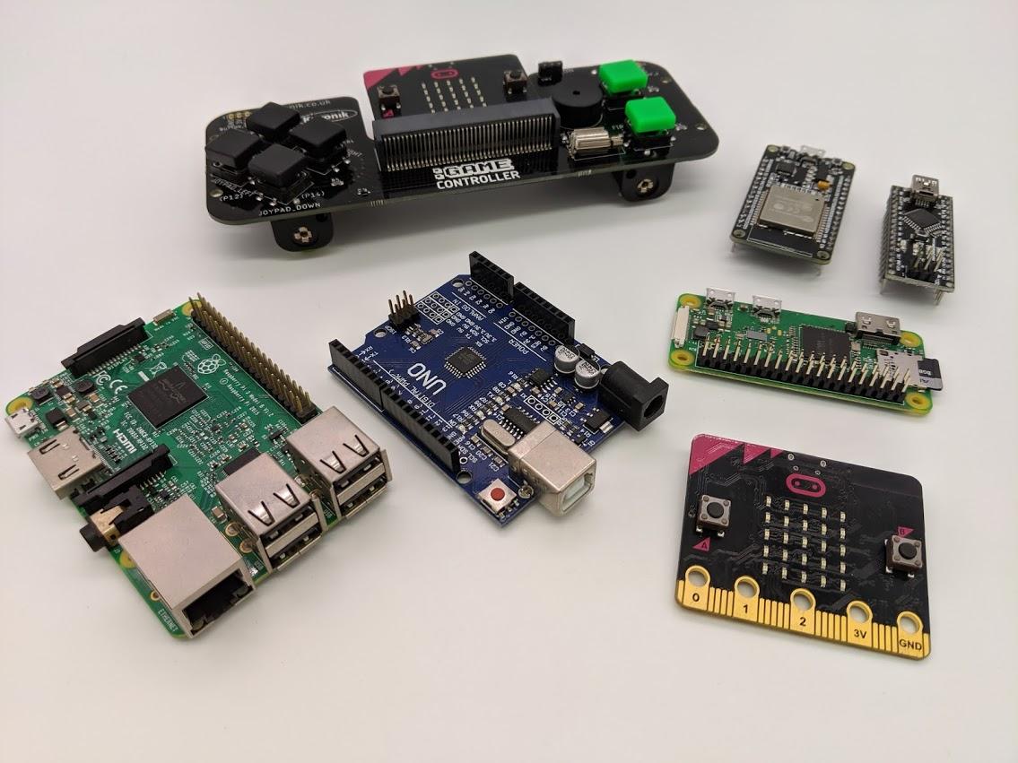 IoT Fabshop