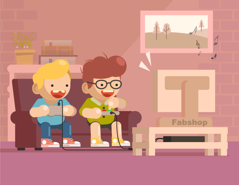 gameconsole fabshop