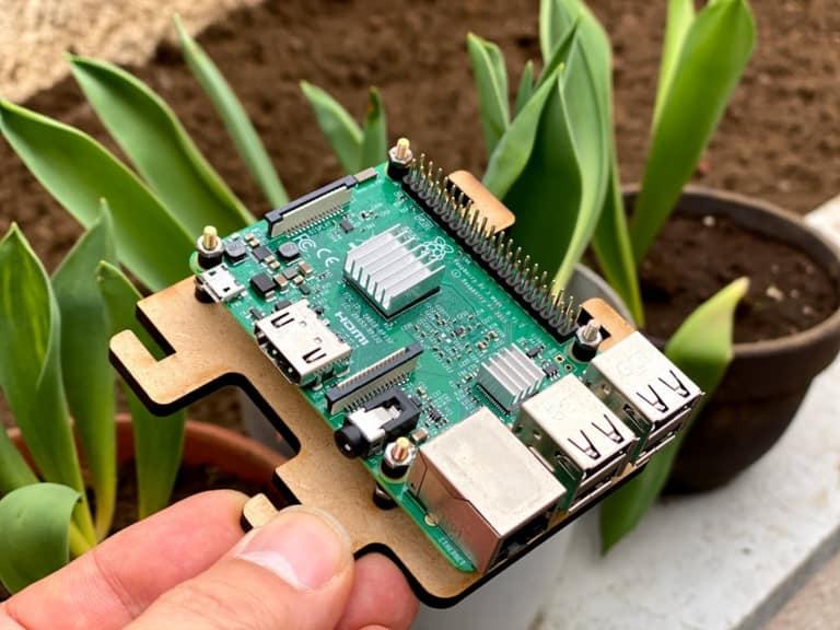 Fabshop Garden Raspberry Pi